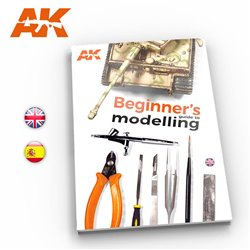 AK INTERACTIVE AK251 BEGINNER'S GUIDE TO MODELLING Anglais