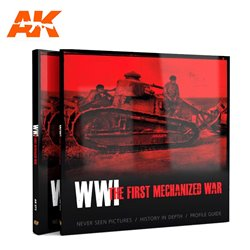 AK INTERACTIVE AK273 WWI THE FIRST MECHANIZED WAR English