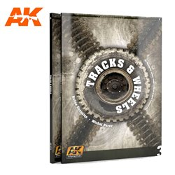 AK INTERACTIVE AK274 LEARNING 03: TRACKS & WHEELS English