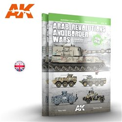 AK INTERACTIVE AK286 ARAB REVOLUTIONS & BORDER WARS VOL.III English