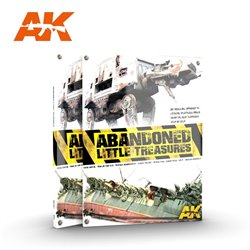 AK INTERACTIVE AK287 ABANDONED: LITTLE TREASURES English