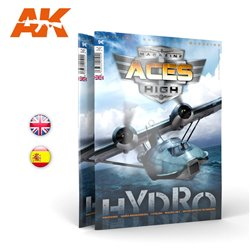 AK INTERACTIVE AK2923 ACES HIGH 12: HYDRO English