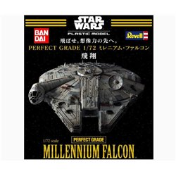 REVELL 01206 1/72 Millennium Falcon Perfect Grade
