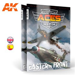 AK INTERACTIVE AK2919 ACES HIGH 10: EASTERN FRONT Anglais