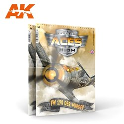 AK INTERACTIVE AK2921 ACES HIGH 11: FW 190 DER WÜRGER Anglais