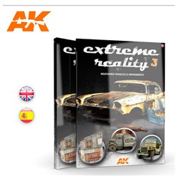 AK INTERACTIVE AK510 EXTREME REALITY ISSUE 03 Anglais