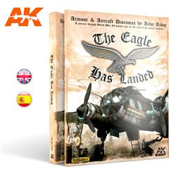 AK INTERACTIVE AK687 THE EAGLE HAS LANDED Anglais