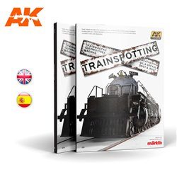 AK INTERACTIVE AK696 TRAINSPOTTING English