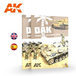 AK INTERACTIVE AK912 DAK – GERMAN AFV IN NORTH AFRICA Anglais