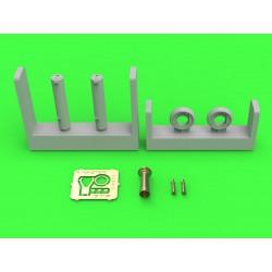 AK INTERACTIVE AK914 MODELING T54 – T55 MINIART Anglais