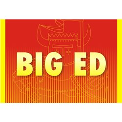 EDUARD BIG3581 1/35 D9R DOOBI 1/35 for Meng