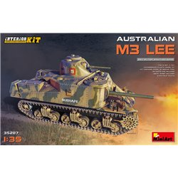 MINIART 35287 1/35 Australian M3 Lee. Interior Kit
