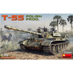 MINIART 37068 1/35 T-55 Polish Prod.