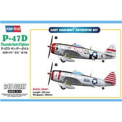 HOBBY BOSS 85811 1/48 P-47D Thunderbolt Fighter