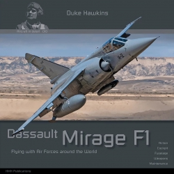 HMH Publications 010 Duke Hawkins Dassault Mirage F1