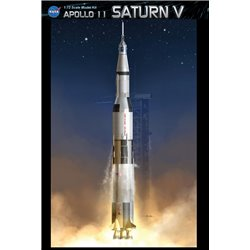 DRAGON 11017 1/72 Apollo 11 Saturn V