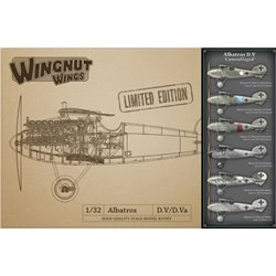 "WINGNUT WINGS 32904 1/32 Albatros D.V ""Camouflaged"""