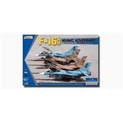 KINETIC K48004 1/48 F-16A/B NSWAC Agressor*