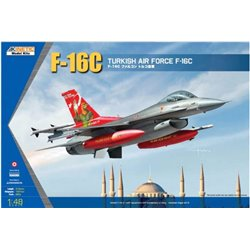 KINETIC K48069 1/48 F-16C TURKEY Tiger Meet 2007