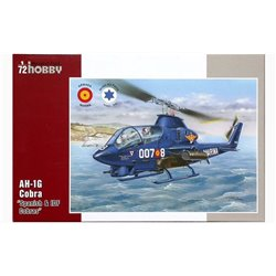 SPECIAL HOBBY SH72274 1/72 AH-1G Spanish & IDF Service