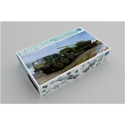 TRUMPETER 01065 1/35 MAZ-537G Late Production type with ChMZAP-9990 semi-trailer