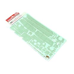 TAMIYA 12648 1/35 German Heavy Tank King Tiger Zimmerit Coating Sheet Set