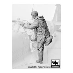 BLACK DOG F32077 1/32 German Luftwafe pilots Africa N°2