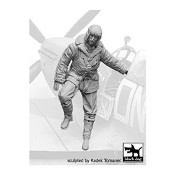 BLACK DOG F32078 1/32 German Luftwafe pilots Africa N°2