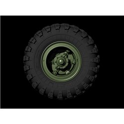 PANZER ART RE35-616 1/35 KRAZ -255B Road wheels