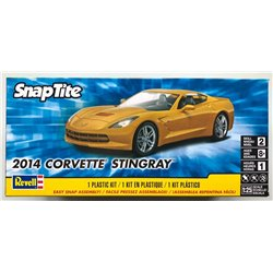 REVELL 11982 1/25 2014 Corvette Stingray SnapTite