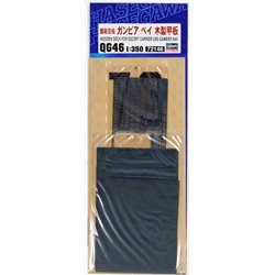 HASEGAWA QG46 72146 1/350 Wooden Deck for Escort Carrier USS Gambier Bay