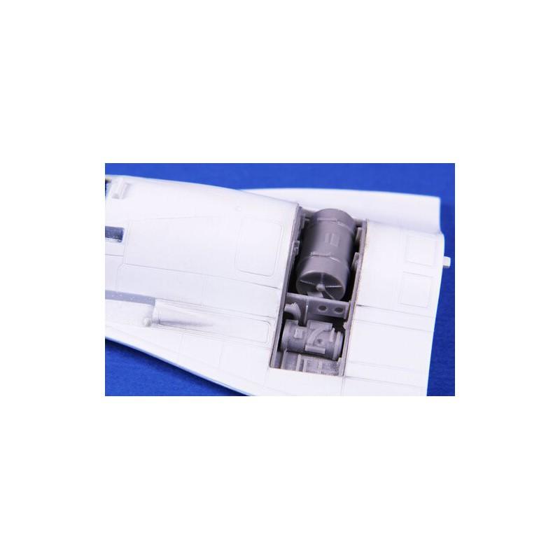 AIRFIX A03090 1/72 Messerschmitt ME262a-2A