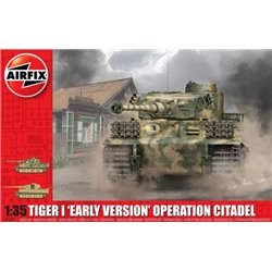 AIRFIX A1354 1/35 Tiger-1 Early Version-Operation Citadel