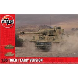 AIRFIX A1357 1/35 Tiger 1 Early Production Version