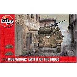 AIRFIX A1366 1/35 M36/M36B2 Battle of the Bulge
