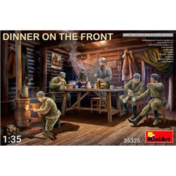 MINIART 35325 1/35 Dinner on the Front