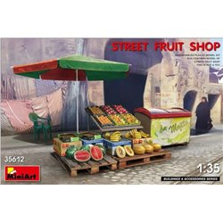 MINIART 35612 1/35 Street Fruit Shop