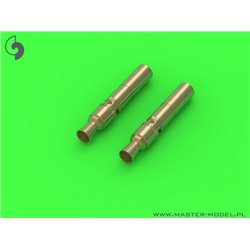 MASTER MODEL GM-35-028 1/35 MG-34 - German machine gun barrel tips turret mount 2pc
