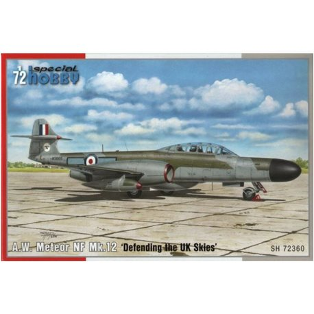 SPECIAL HOBBY SH72360 1/72 Gloster Meteor Night Fighter Mk.12