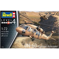 REVELL 04976 1/72 Sikorsky UH-60
