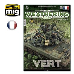 AMMO BY MIG A.MIG-4278 The Weathering Magazine N°29 Vert Fr