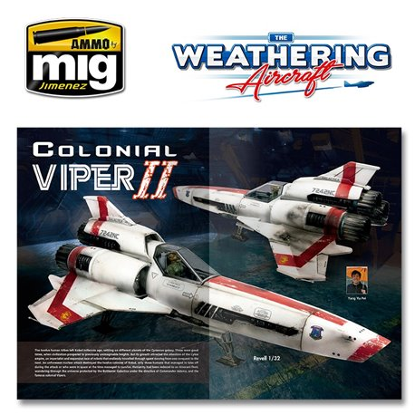 AMMO BY MIG A.MIG-5215 The Weathering Aircraft Issue 15. GREASE & DIRT English
