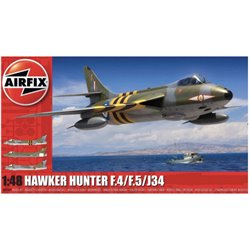 AIRFIX A09189 1/48 Hawker Hunter F.4 Belgian Army