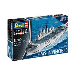 REVELL 05172 1/700 HMS Invincible (Falkland War)