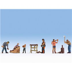 NOCH 15616 HO 1/87 Wood Maker