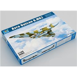 TRUMPETER 03931 1/144 Avro Vulcan B.MK 2