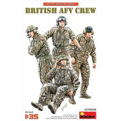 MINIART 37059 1/35 British AFV Crew