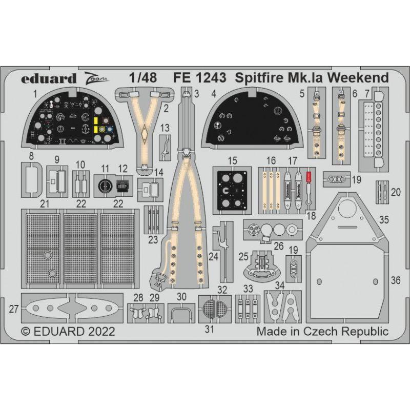 PANZER ART FI35-083 1/35 Waffen-SS tank officer Kursk battle set