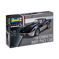 REVELL 07646 1/24 '78 Corvette Indy Pace Car