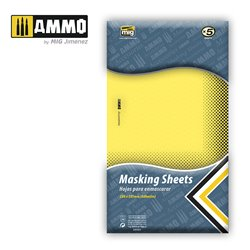 AMMO BY MIG A.MIG-8043 Feuilles de Masquage
